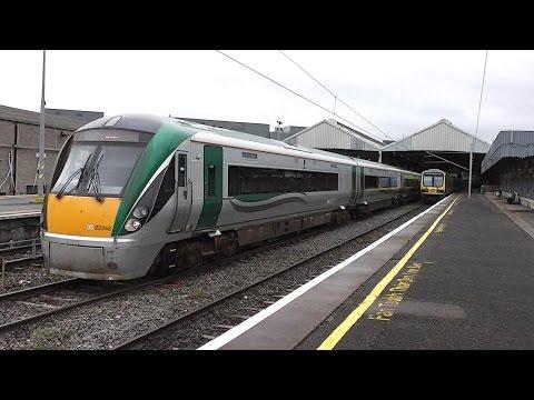 Xxx Mp4 IE 22000 Class Intercity Train Number 22345 Connolly Station Dublin 3gp Sex