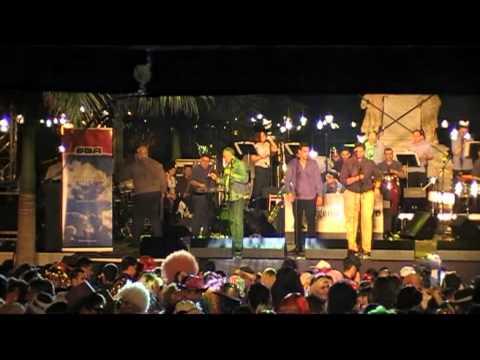 Argenis Carruyo y su Orquesta El Milagro de tus ojos . Carnaval Tenerife 2010