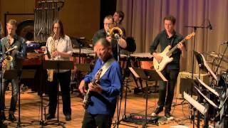 Music of Frank Zappa: Arthur Barrow at UNT, 23 April 2015