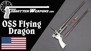 OSS Flying Dragon: A Silent Poisoned Dart Gun