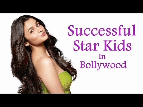 Top 10 Successful Star Kids In Bollywood