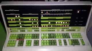 PDP-12: Accumulator Auto-increment Program Demo
