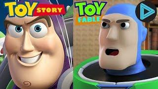 10 Worst Animated Movie Ripoffs