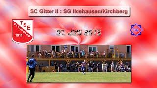SC Gitter II : SG Ildehausen/Kirchberg - Video