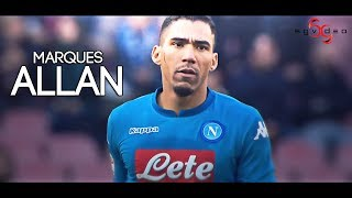 Allan Marques Loureiro | SSC Napoli - Goals, Skills & Assists 2015/2018 HD
