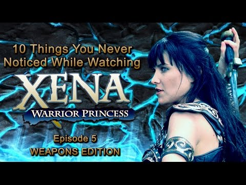 10 Things You Never Noticed While Watching Xena 5
