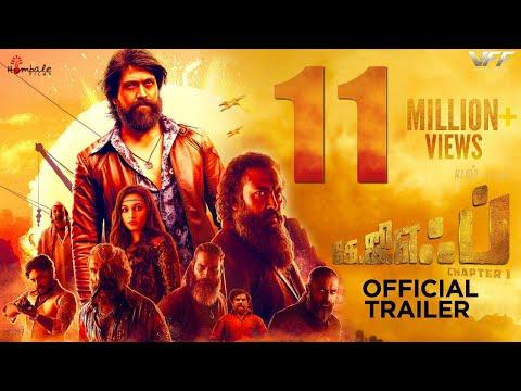 KGF Trailer Tamil | Yash | Srinidhi Shetty | Prashanth Neel | Vijay Kiragandur