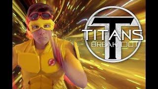 Titans: Breakout (DC Fan Film)