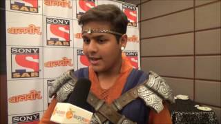 To celebrate 1000 episodes of Baal Veer, Dev Joshi (Baal Veer) visited Nagpur