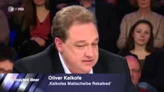Oliver Kalkofe klartext zu Merkel/Erdogan und Böhmermanns Schmähgedicht