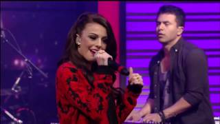 Cher Lloyd I Wish Live with Kelly & Michael (10-15-13)