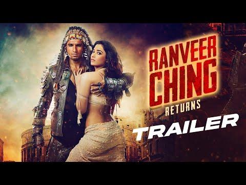 Ranveer Ching Returns | A Rohit Shetty Film | Trailer