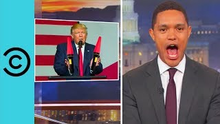 The Daily Show | Trump Really Wants To Distract Us From Reality