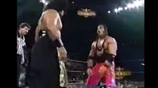 Meng vs Bret Hart   |   Nitro  11/29/99