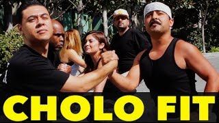 Cholo Fit Workout Routine   BigBoyTV