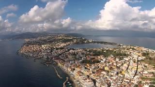 La bella dall'alto... Messina