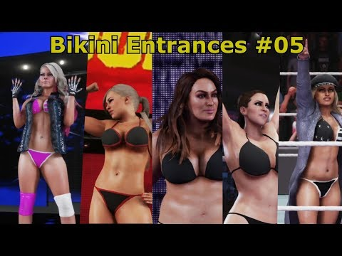 Xxx Mp4 WWE 2K19 Bikini Entrances 05 Paige Alexa Bliss Nia Jax Dana Brooke Stephanie Trish 3gp Sex