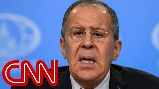 Russia berates US for
