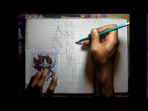 Curso de dibujo a lápiz cap. 18 Dibujo a escala