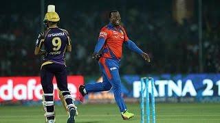 IPL 2016 | KKR vs GL | Gujarat Lions Beat Kolkata Knight Riders by Six Wickets