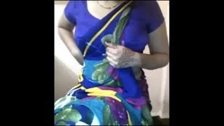 Indian desi girl Skype video call with boyfriend