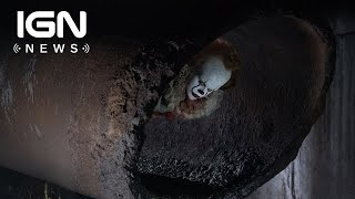 IT Sequel Release Date Announced - IGN News