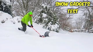 4 Snow Gadgets That