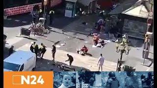 BREAKING NEWS - Terror in Barcelona: Mindestens 13 Tote durch Minivan-Anschlag