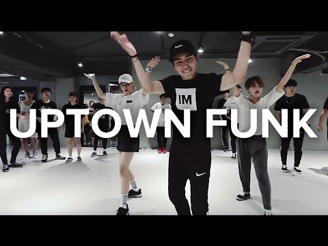 Download Uptown Funk - Mark Ronson (feat. Bruno Mars)/ Junho Lee Choreography On Musiku.PW