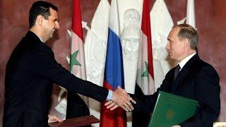 روسيا تكشف لماذا أحضرت بشار الأسد لوحده صاغرا إلى موسكو.. تعرف على وثيقة بيع سوريا كاملة - هنا سوريا