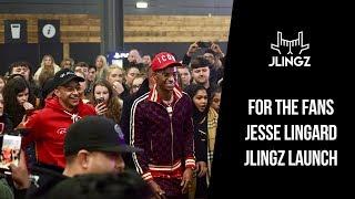 Jesse Lingard - For The Fans | JLINGZ Launch