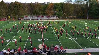 Fives 10-28-17, Verona High School Marching Maroon and White 2017 Show