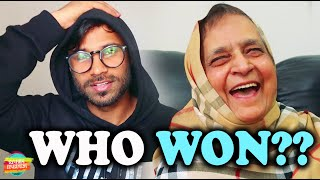 WHO WON  Rahim Pardesi uploaded on 2 day(s) ago 140671 views