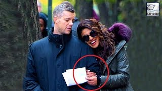 Priyanka Chopra CAUGHT Holding Hands With Quantico Co-star! | LehrenTV