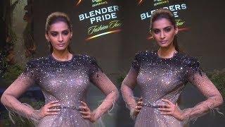 Sonam Kapoor turns shows stopper at Blender Pride Show 2017