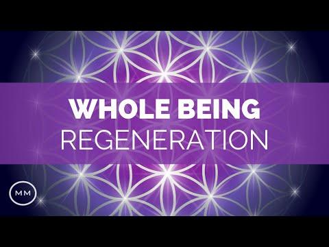 Whole Being Regeneration - Full Body Healing - 3.5 Hz & 7.83 Hz Binaural Beats