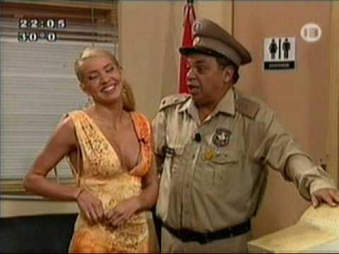 Comisaria Dallys Ferreira Con El Comandante