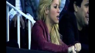 Shakira crying.flv