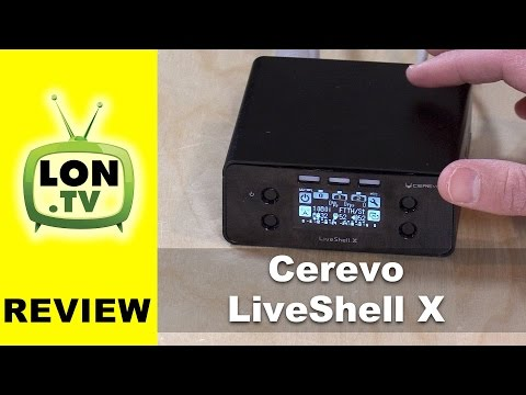 Cerevo Liveshell X Streaming Box Review - Stream to 3 services at the same time!