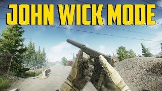 Escape From Tarkov - John Wick Mode