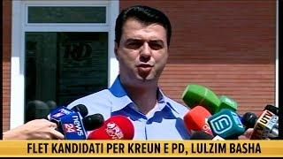 Gara në PD/ Lulzim Basha flet pas votimit: Demokratët dalin më të bashkuar pas këtyre zgjedhjeve