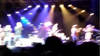 20120609 Jason Mraz - Remedy (Live in Rainbow festival, Nami Island, Korea)