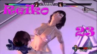 Rumble Roses XX Reiko Ryona Destruction (23 HD)