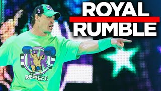 WWE Royal Rumble 2019 - Every Confirmed Entry (So Far)