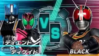 KRCHF:Kamen Rider Decade(The Rider War)Special