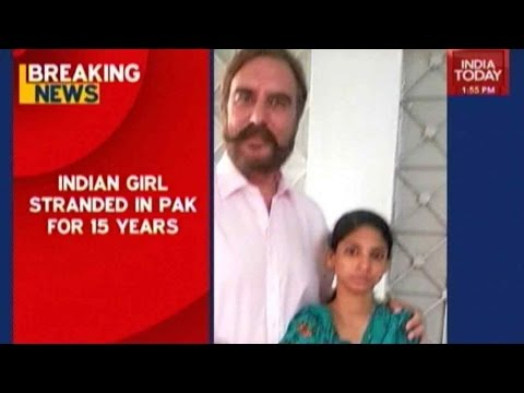 Indian Girl Stranded In Pak For 15 Years Finds 'Bajrangi Bhaijaan'