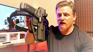 CANIK TP9 SFX COMPETITION HOLSTER!! FINALLY!!! Shooting sports just got better!