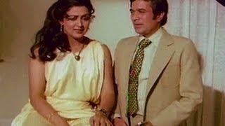 Hema Malini Is In Love With Rajesh Khanna - Hum Dono