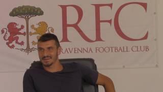 RAVENNA FC - 3 minuti con ... Lelj - Stagione 2017/18