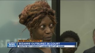Woman convicted in South Bay home rental scam back in jail after bizarre court outburst